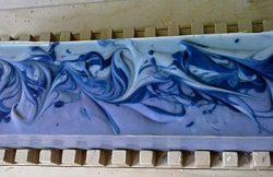 Thundershower soap log