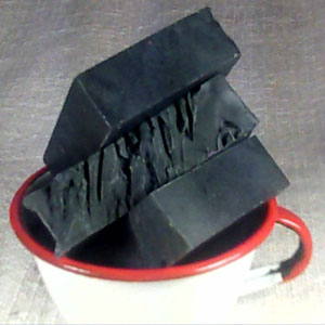 Black Coffee mechanics' soap