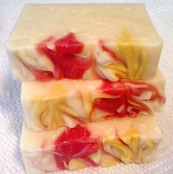 limited edition Tulip soap